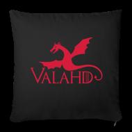Altro ~ Copricuscino per divano, 44 x 44 cm ~ Valahd (fly) - copricuscino Game of Thrones