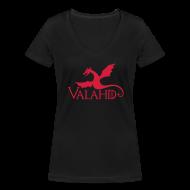 Magliette ~ Maglietta da donna scollo a V ~ Valahd (fly) - maglietta donna Game of Thrones