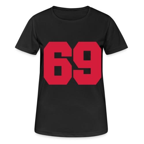 tee-shirt femme - T-shirt respirant Femme