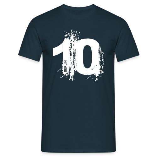 City_10_Berlin Motiv T-Shirt - Männer T-Shirt