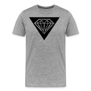 GSLS - Diamand - Männer Premium T-Shirt