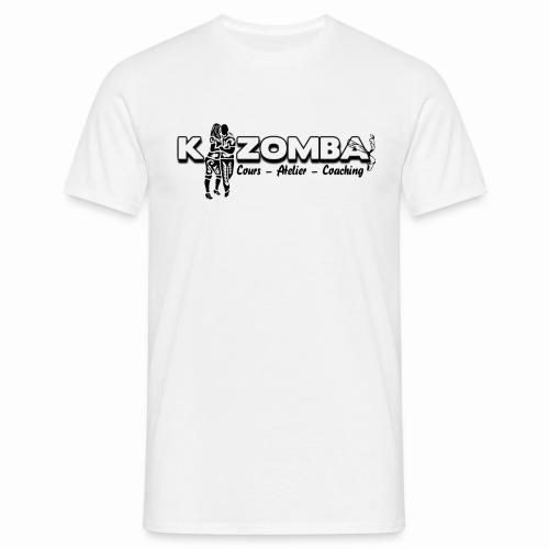 Tee-shirt kizomba coach Homme  - T-shirt Homme