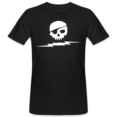 Mr. Harmsens Kochschürze - Männer Bio-T-Shirt