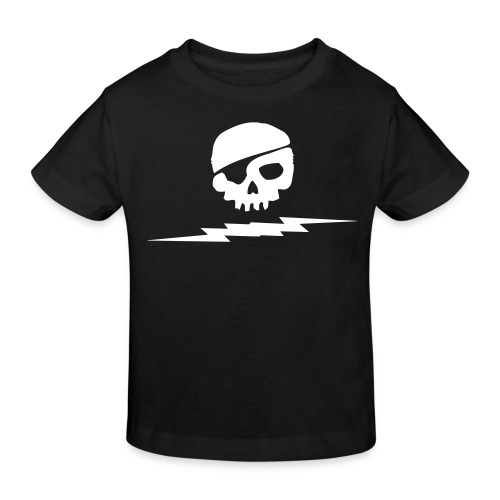 Blakes Fluch - Kinder Bio-T-Shirt