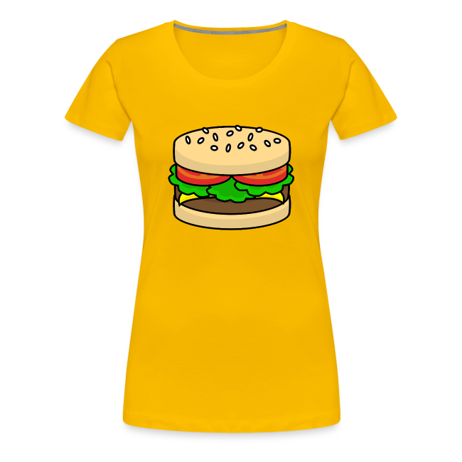 Food: Hamburger