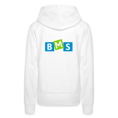 BMS originele sweater vrouw - Vrouwen Premium hoodie