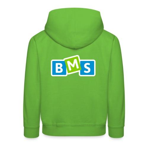 BMS origineel sweater kind - Kinderen trui Premium met capuchon