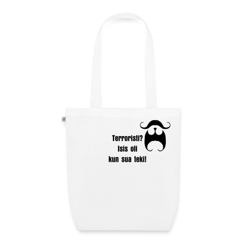 Isis oli! - EarthPositive Tote Bag