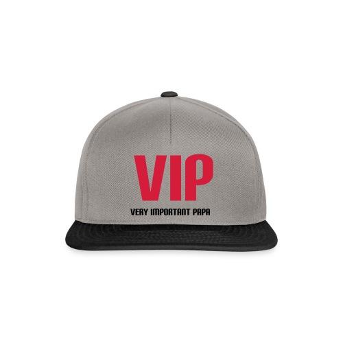 V.I.P cap - Snapback Cap