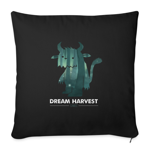 Dream Harvest - Monster Logo Pillow - Sofa pillow cover 44 x 44 cm
