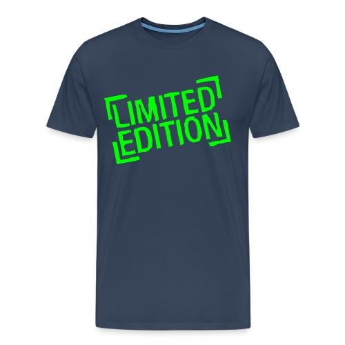 Limited Edition - Angle - Männer Premium T-Shirt