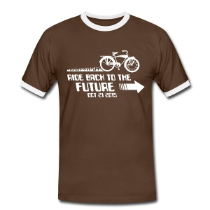 T-shirt contraste Homme