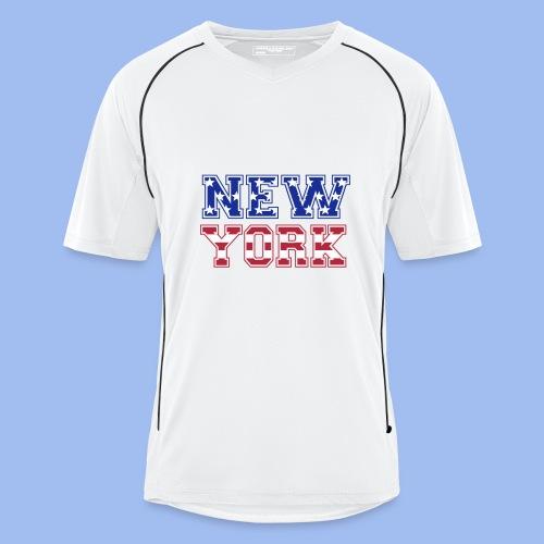SHIRT NEW YORK - Männer Fußball-Trikot