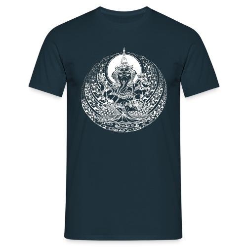 Ganesha Classic 1 - Männer T-Shirt