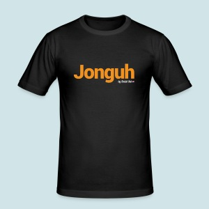 Jonguh - slim fit T-shirt