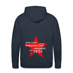 Kapuzenpullover Working Class Children (male) - Männer Premium Hoodie