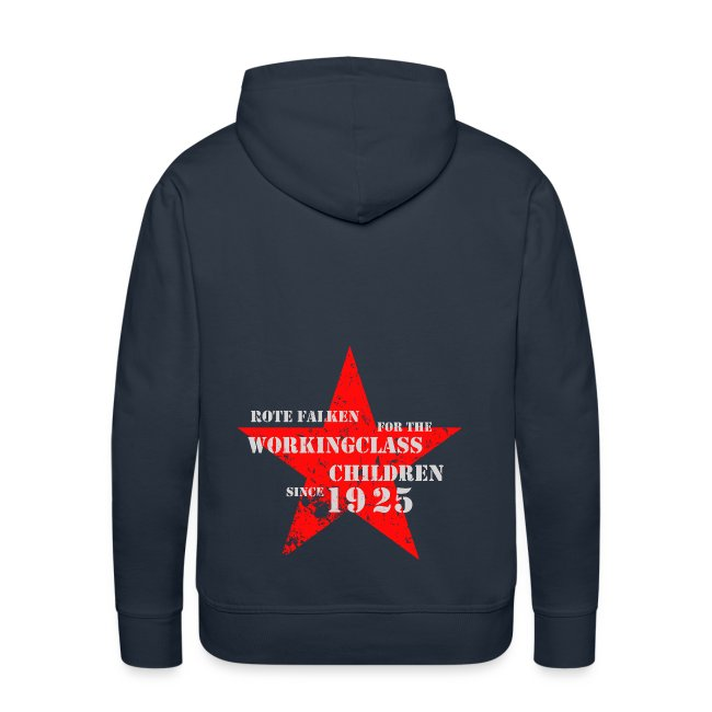 "Kapuzenpullover ""Working Class Children"" (male)"