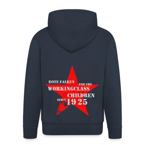 KapuzenjackeWorking Class Children (male) - Männer Premium Kapuzenjacke