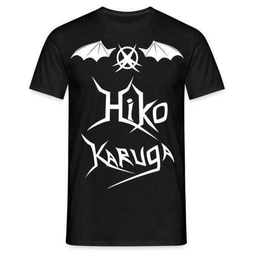 T-shirt logo Hiko Karuga ailé - T-shirt Homme