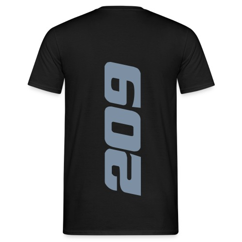 Kotiranta 209, t-paita - Miesten t-paita
