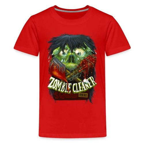 ZCS 01 (E) - T-shirt Premium Ado