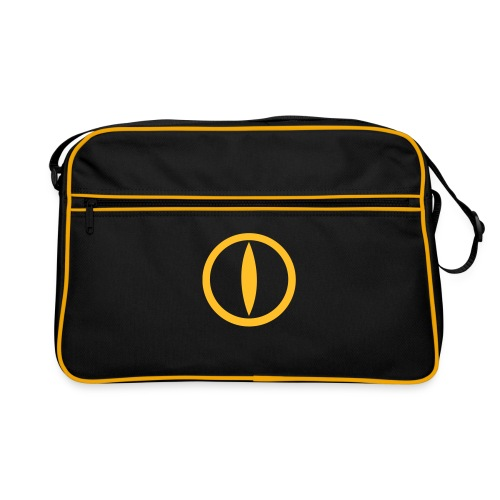 Katseye Retro unisex bag Gold  - Retro Bag