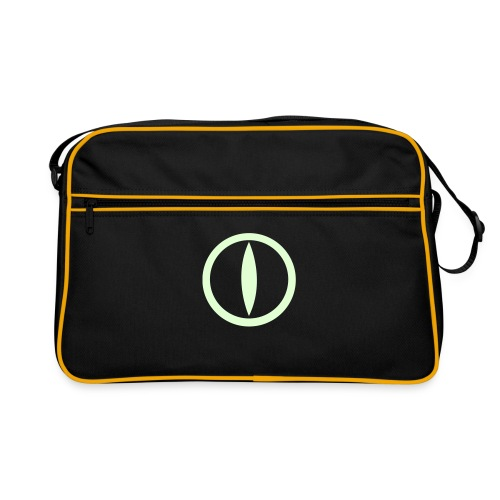 Katseye Retro unisex bag Glow in the dark - Retro Bag