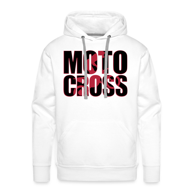Motocross shadow