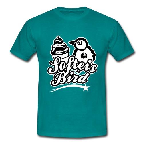 SofteisBird - Männer T-Shirt