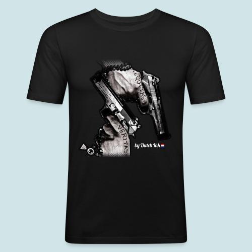 Guns - slim fit T-shirt
