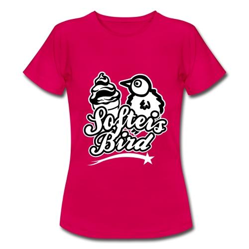 SofteisBird women - Frauen T-Shirt