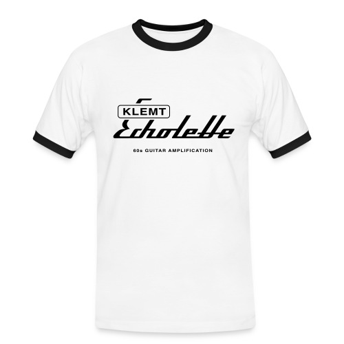 Echolette T-Shirt - Men's Ringer Shirt