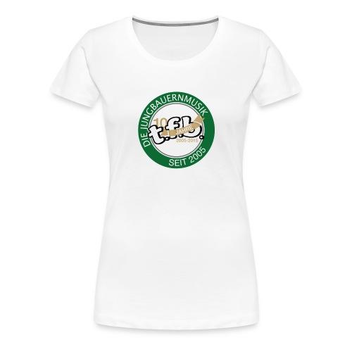 Damen-Jubiläums-Shirt seit 2005 - Frauen Premium T-Shirt