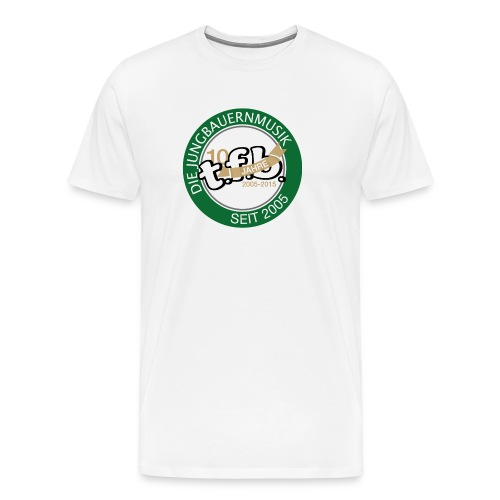 Herren-Jubiläums-Shirt seit 2005 - Männer Premium T-Shirt