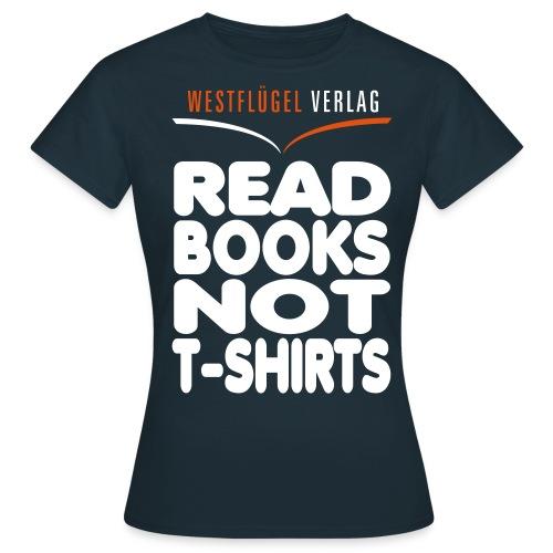 Westflügel Klassiker ladylike - Frauen T-Shirt