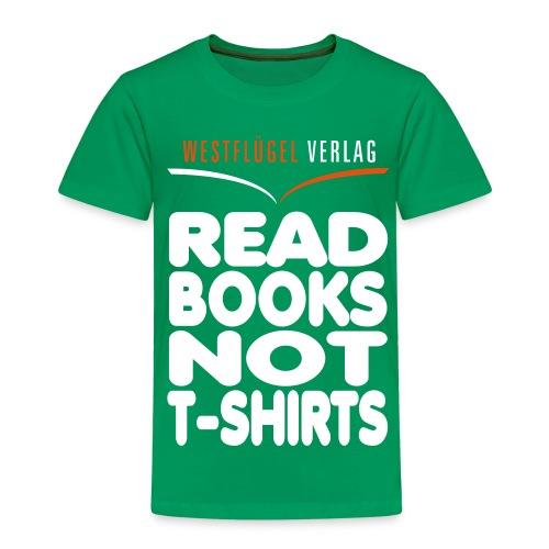 Westflügel Klassiker grün - Kinder Premium T-Shirt