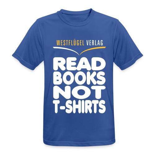 T-Shirt atmungsaktiv - Männer T-Shirt atmungsaktiv