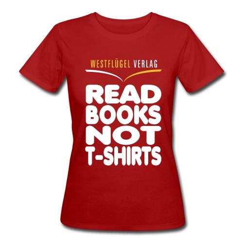 Bio-Hemd - Frauen Bio-T-Shirt