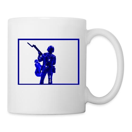 soldat - Mug blanc