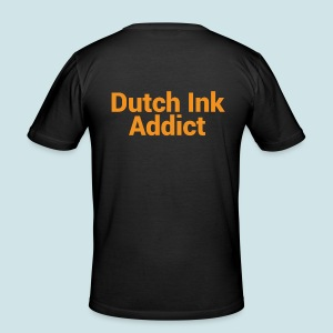 Dutch Ink Addict - slim fit T-shirt