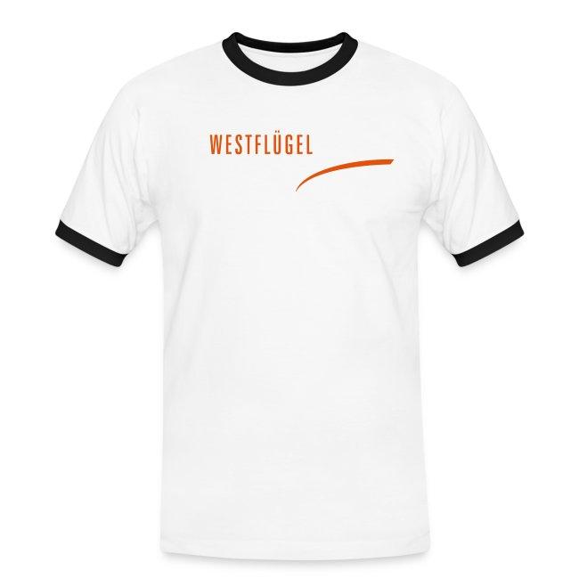Männer Kontrast-Shirt