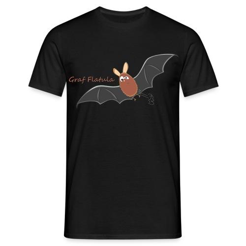 T-Shirt Graf Flatula - Männer T-Shirt