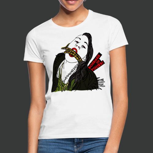 Drrrty Bond(A)ge (Versch. Farben) - Frauen T-Shirt