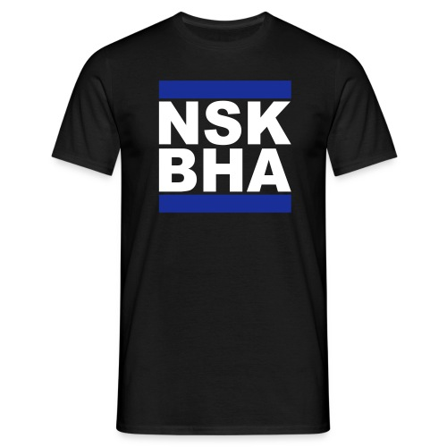 NSK BHA - Men's T-Shirt