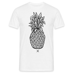 Pineapple Alt - Men's T-Shirt