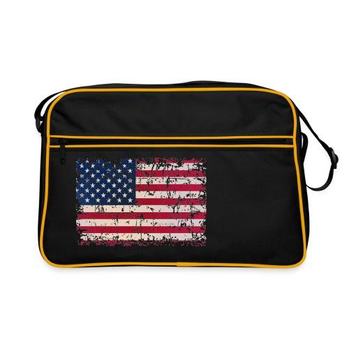 USA Retro Tasche - Retro Tasche
