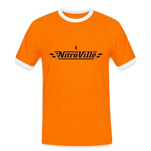 Nitroville ringer shirt - Men's Ringer Shirt