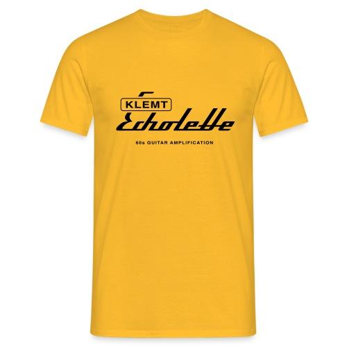 Echolette T-Shirt - Men's T-Shirt