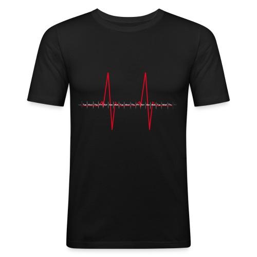Life - T-shirt près du corps Homme
