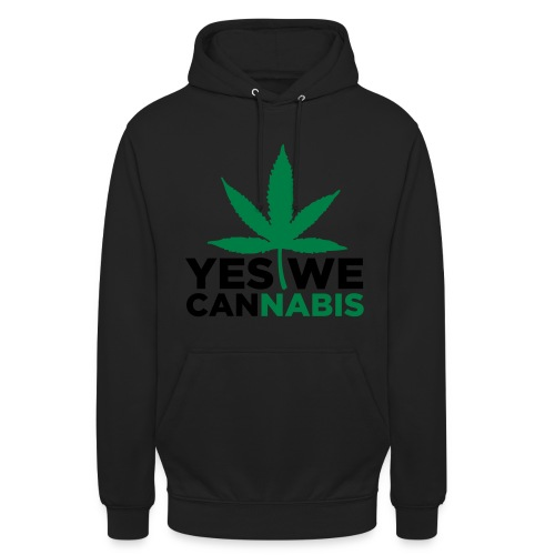 Yes We Can Canabis - Unisex Hoodie